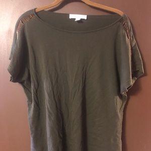 Michael Kors short sleeve shirt